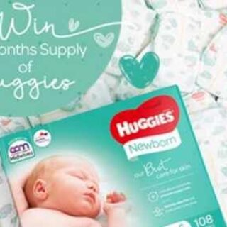 Huggies 6 Months Supply Competition