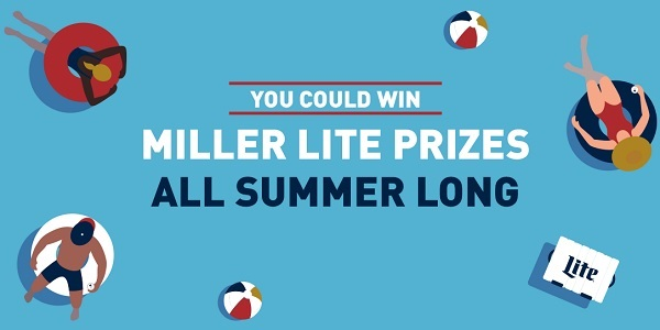 Miller Lite Summer Instant Win Game