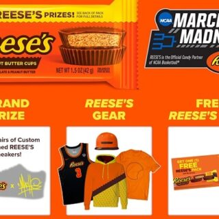 Team Reese's Instant Win Game Sweepstakes